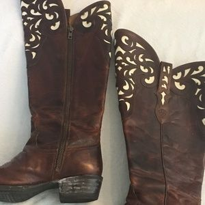 BRAND NEW, Ladies Ariat Knee High Leather Boots
